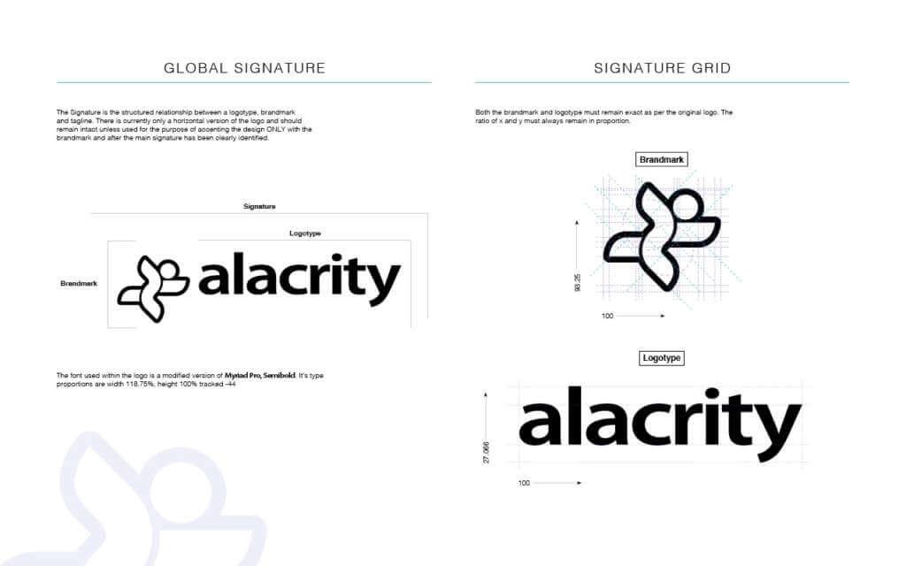 Alacrity Font