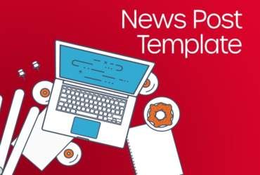 Wesley Clover - Free News Post Template
