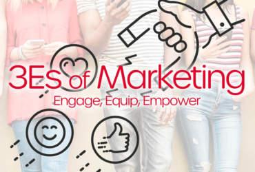 Wesley Clover - 3Es of Marketing