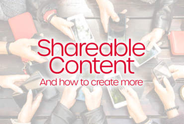 Wesley Clover - Create Shareable Content