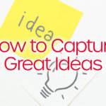 Wesley Clover - Capture Great Ideas